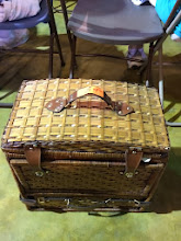 Photo: A nice picnic basket won by one of our Chapter members in the Chapter Raffle's