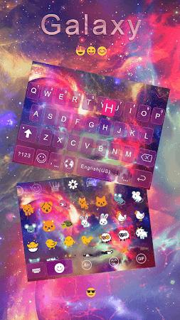 Galaxy Emoji keyboard Theme 28.0 screenshot 243756
