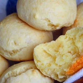 Savory Pao De Queijo (Brazilian Cheese Bread).