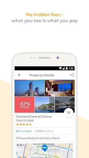 Agoda u2013 Hotel Booking Deals 6.41.0 screenshots 4