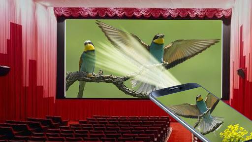 视频投影机模拟器乐趣