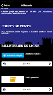 Avignon Blues Festival- screenshot thumbnail