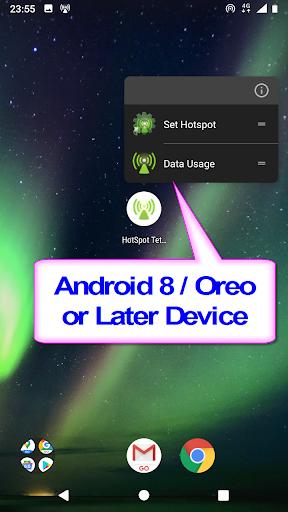 HotSpot Tethering - WiFi AP Editor, Share Net/5G 4.224 screenshots 1