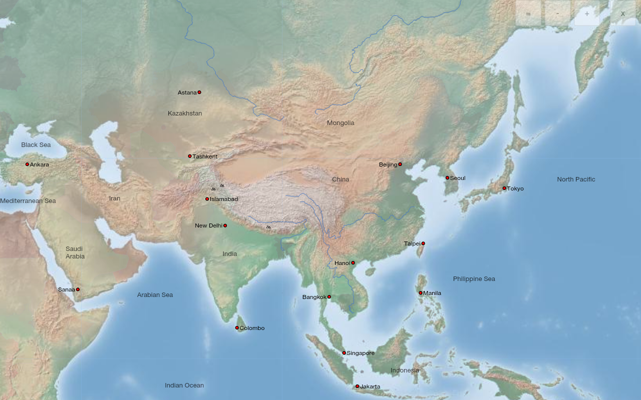 Beijing on world map beijing on world map timekeeperwatches gumiabroncs Image collections