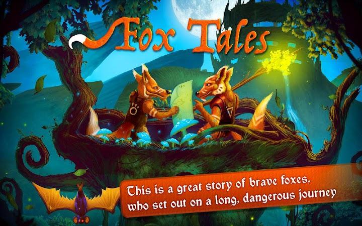 Fox Tales: Kids' Book v1.02