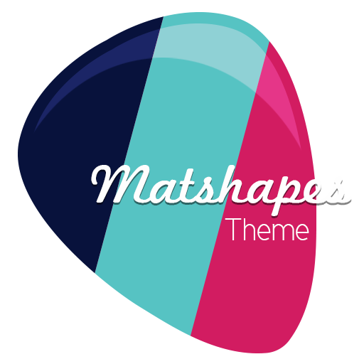 Matshapes Theme for Xperia™