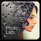 Photo Lab: Fotos Bearbeiten icon