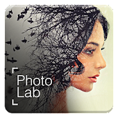 Photo Lab Picture Editor: face effects, art frames