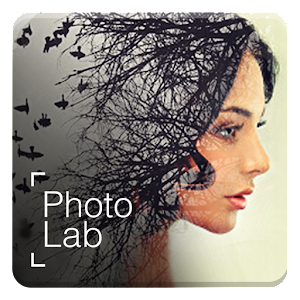 Photo Lab Picture Editor: face effects, art frames for PC