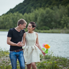 Wedding photographer Viktoriya Olos (olos). Photo of 16.06.2014