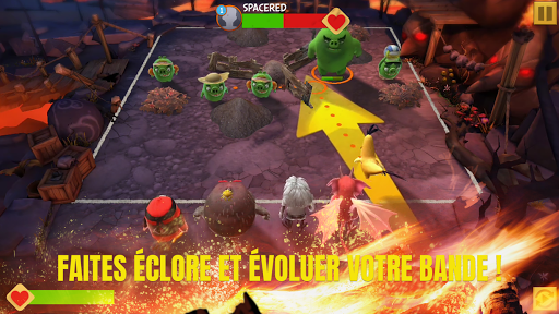 Angry Birds Evolution  captures d'écran 2