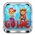 Strategy Game Subway surfers icon