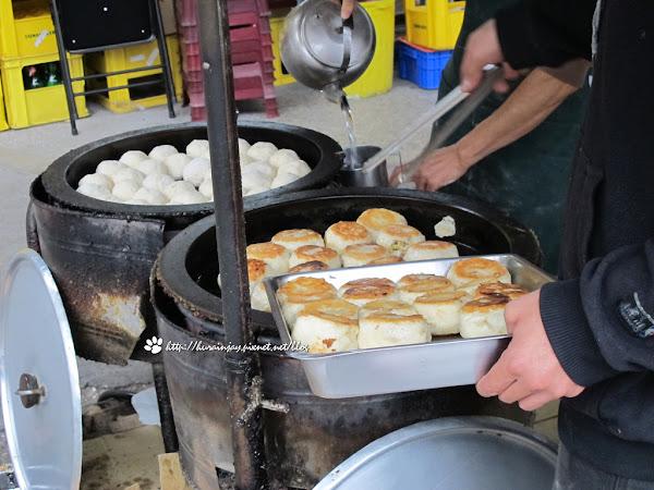 素食麵線水煎包