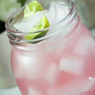 Sparkling Good Girl Moonshine and a Zevia Giveaway Recipe