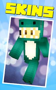 DinoSkins Für Minecraft Apps Bei Google Play - Besten skins fur minecraft