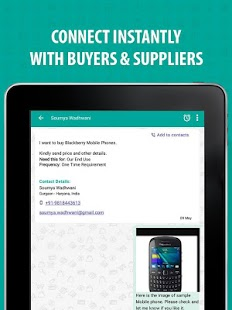 IndiaMART: Search Products, Buy, Sell & Trade- screenshot thumbnail