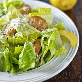Easy Caesar Salad Dressing Recipe by Liz Hughes - Virtually Homemade.