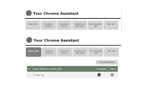Your Chrome Assistant