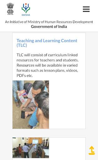DIKSHA - Teachers,Students Learning Material Point app (apk