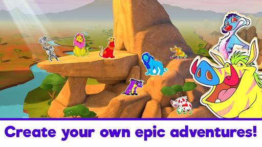 Disney Coloring World apkpoly screenshots 11