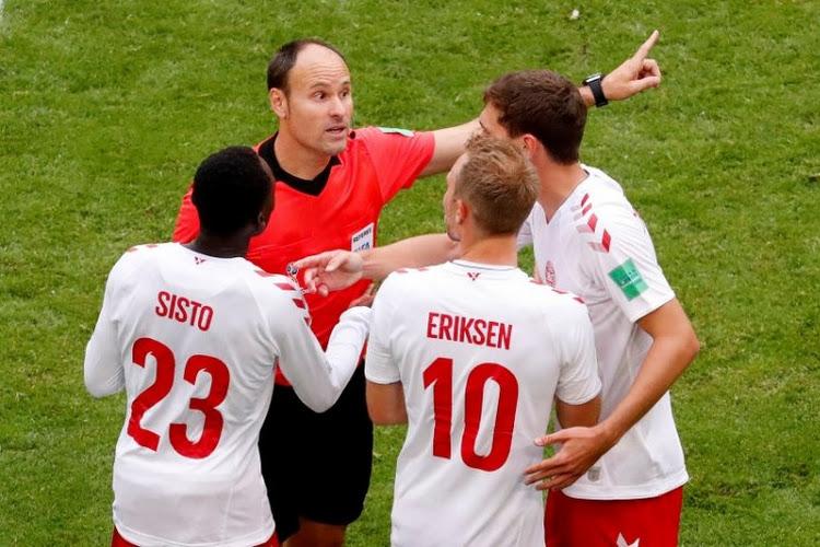 Scheidsrechter bij België - Zwitserland is aan zijn proefstuk toe bij de Rode Duivels
