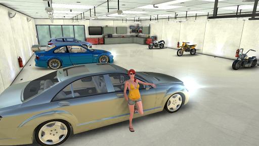 Benz S600 Drift Simulator 1.2 screenshots 9