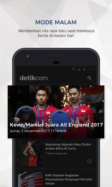 detikcom - Berita Terbaru & Terlengkap screenshot 4