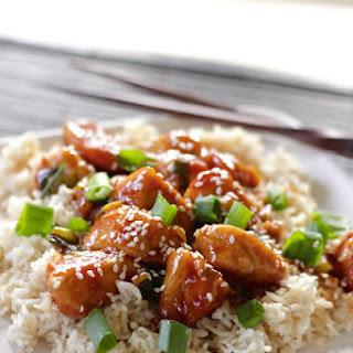 Quick General Tso's Chicken