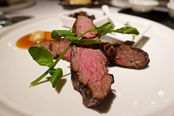 歐華酒店 地中海牛排館 美式雙饗濕式熟成牛排套餐 四月限定必吃推薦!