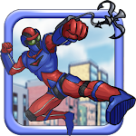 Rope Bot Superhero 1.2 Apk