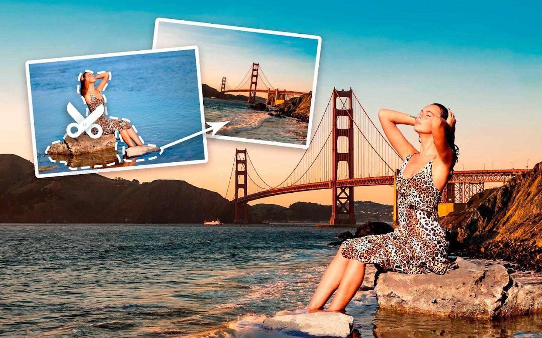 Вставить лицо в видеоролик каникулы фото 784-925