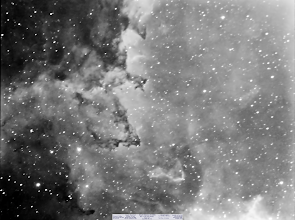 Photo: My narrow FOV of the Heart Nebula from last night's The Virtual Star Party  along with Stuart Forman,  Fraser Cain, Scott Lewis, Cory Schmitz, Paul Stuart, Gary Gonnella and Roy Salisbury Replay here: http://www.universetoday.com/105120/virtual-star-party-september-29-2013/