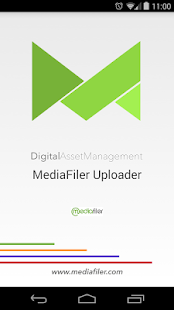 MediaFiler Mobile - náhled