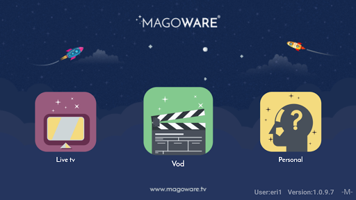 MAGOWARE IPTV Preview 1