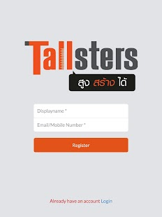 Tallsters - náhled