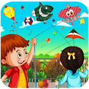 Free Download Kite Flying Fighting Mania 2018- Crazy Kids Match APK for Samsung