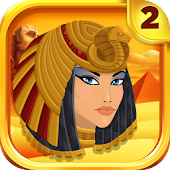 Cleopatra Pyramid Solitaire 2