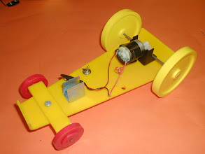 Photo: Year 10 RM 3rd project. Pole racing cars.