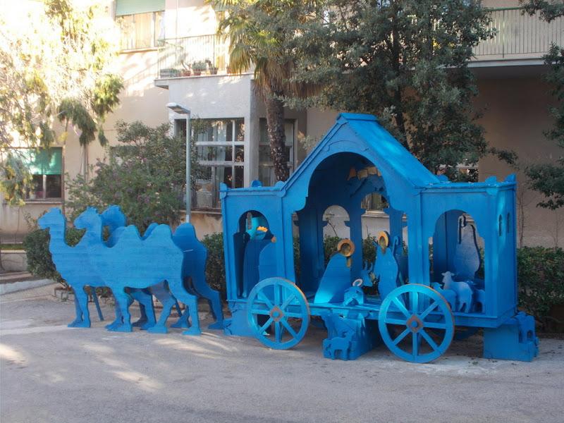 Natività ... in carrozza di Pretoriano