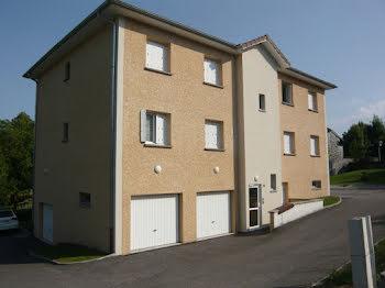 appartement à Creys-Mépieu (38)