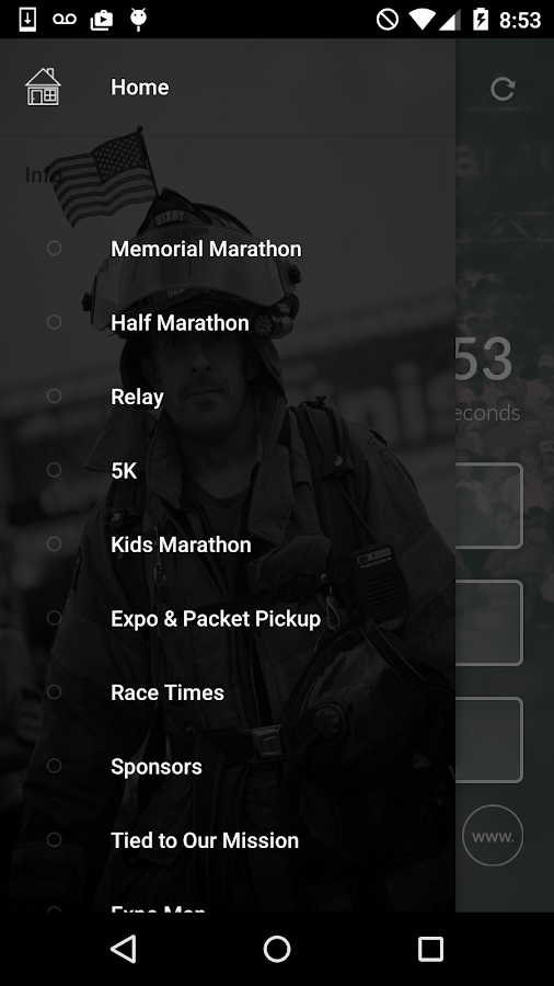 Memorial Marathon- screenshot