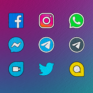 Painting – Icon Pack (MOD, Paid) v7.2 5