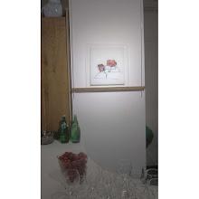 """Photo: Exposition à la Galerie """"terres d'Aligre"""""""
