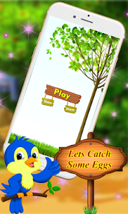 Eggs Catcher Pro - Free eggs catcher game - náhled