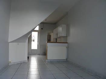 Maison 3 pièces 54,8 m2