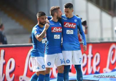 Napoli moet het tegen Barcelona waarschijnlijk zonder absolute sterspeler doen