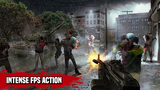 Zombie Hunter Sniper: Last Apocalypse Shooter screenshot 2