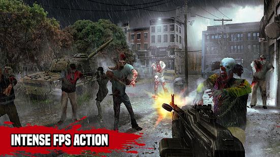 Zombie Hunter: Выжить в Апокалипсис Нежить орда мод