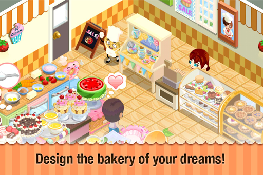 Bakery Story screenshot 1