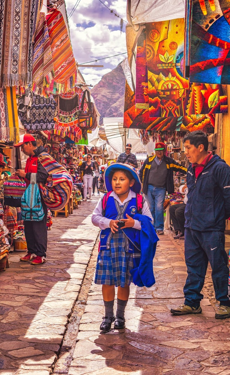 Colori del Peru' di diego_silvani